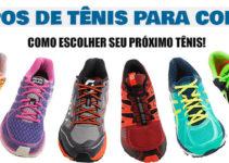 tipos de tênis para corrida e qual escolher
