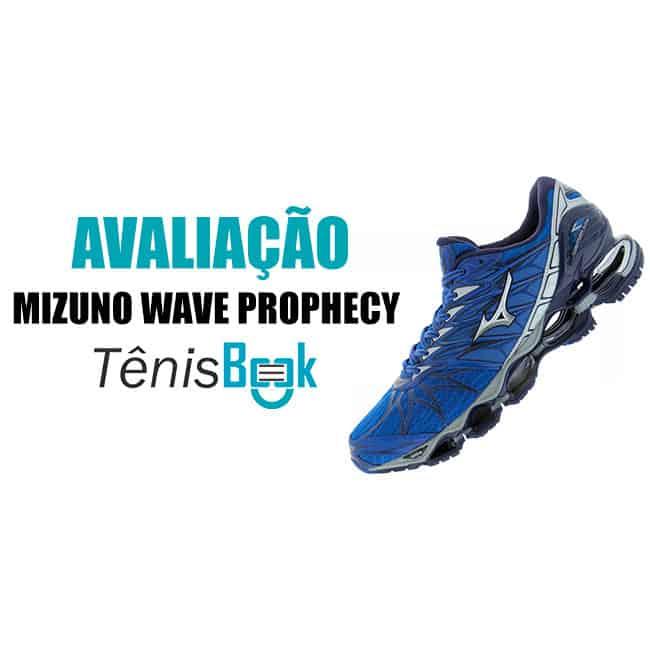 Tênis Mizuno Prophecy é Bom  Avaliação 6 e 7  Feminino e Masculino  7ab4d1efb80bd