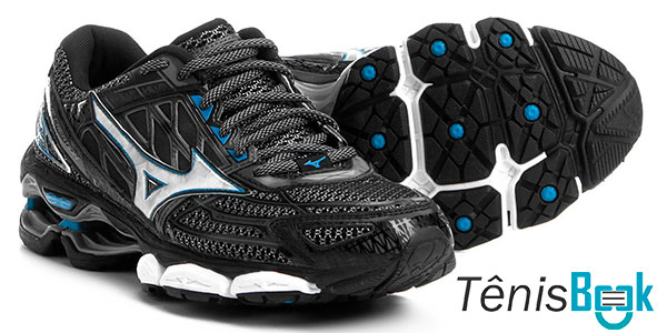 mizuno wave creation 19 masculino