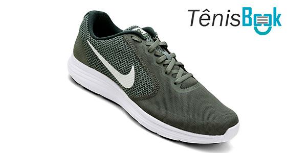 best service 06ca7 aba2d Nike Revolution 3 Masculino