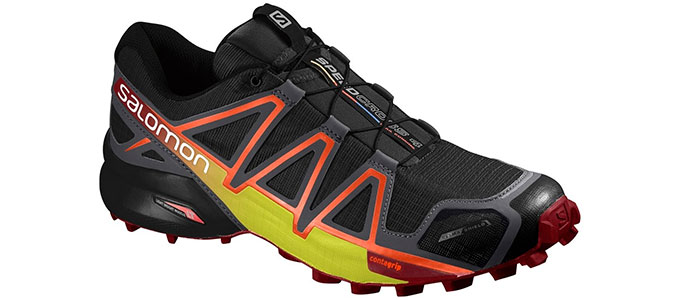 Salomon SpeedCross 4 CS Impermeável