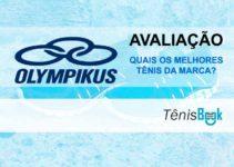tênis olympikus é bom? avaliação