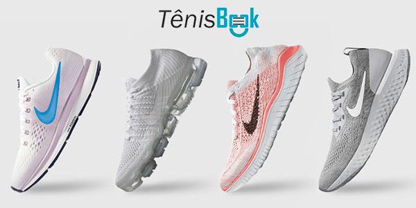 Tipos de Amortecimento Nike