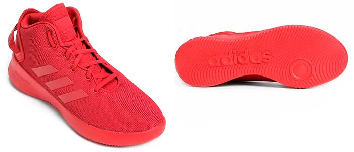 Tênis Adidas Basquete CF Refresh