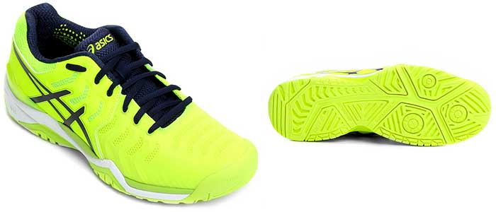 Asics Resolution Masculino