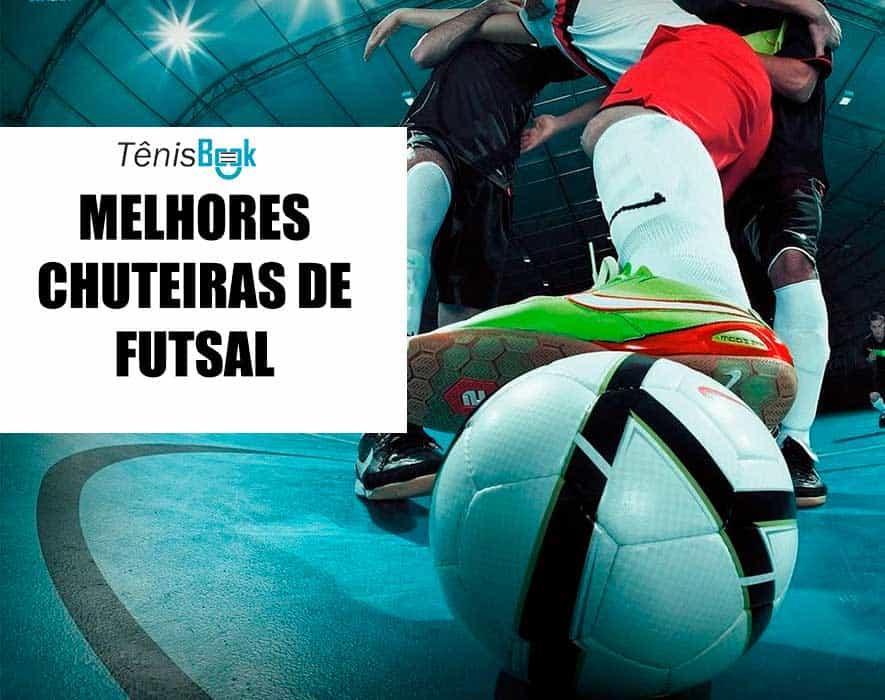 d38b6f2636 Chuteiras de Futsal  10 Melhores de 2018  Nike