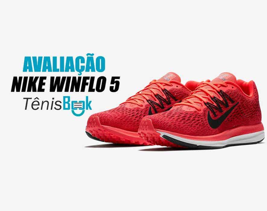 cff541476d6 Nike WinFlo 5 é Bom   Avaliação Masculino e Feminino