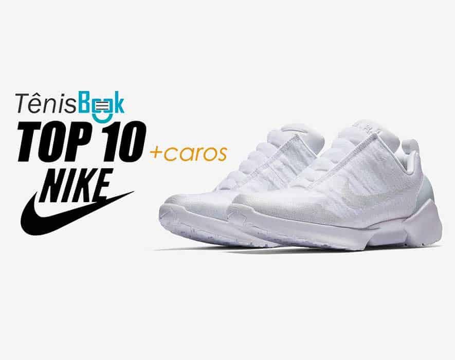 Os 10 Tênis Mais Caros Da Nike Vendidos No Brasil