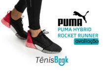 Puma Hybrid Rocket Runner