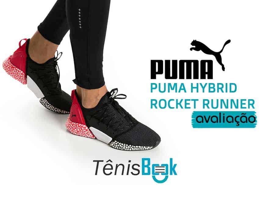 f1cc44e4d1575 Puma Hybrid Rocket Runner É Bom? [Avaliação] - TenisBook