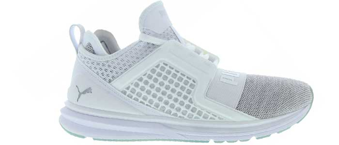 Puma Ignite Limitless Knit Branco
