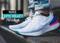 nike epic react avaliacao