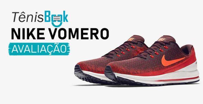 Nike Air Zoom Vomero Avaliação