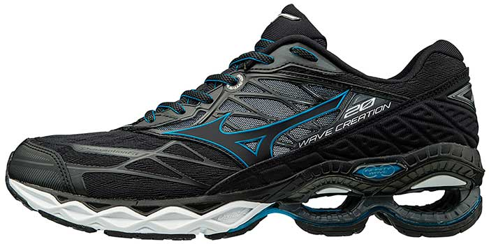 mizuno wave creation 20 masculino