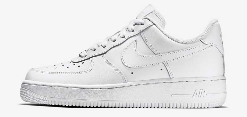Nike Airforce 1 Branco Feminino
