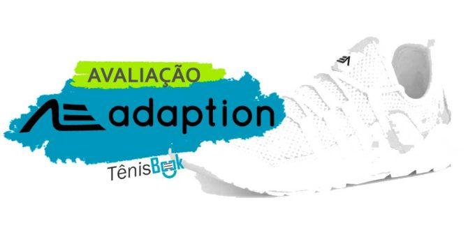 tênis adaption avaliação