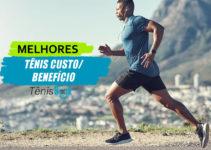 tênis com melhor custo benefício