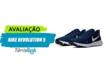 Nike Revolution 5: Avaliação