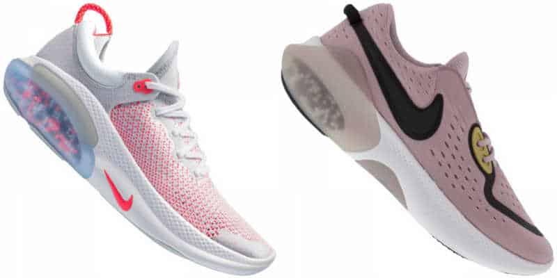 Nike Joyride Run Flyknit e Dual Run