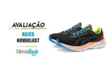 tênis asics novablast review