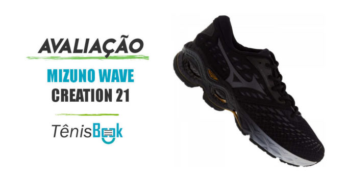 avaliacao mizuno wave creation 21