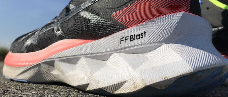 entressola flytefoam blast