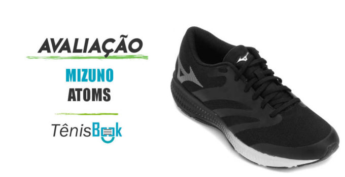 mizuno atoms review