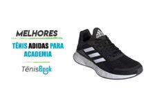 melhores tênis Adidas academia