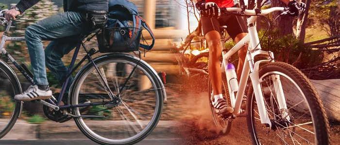 tênis ou sapatilha para andar de bicicleta