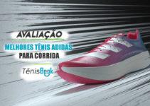 tênis Adidas para corrida