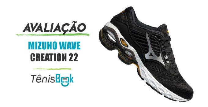 mizuno wave creation 22 avaliação