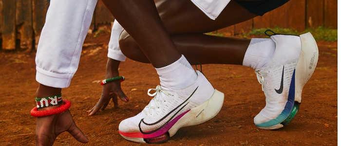 tênis leve para corridas e treinos intervalados