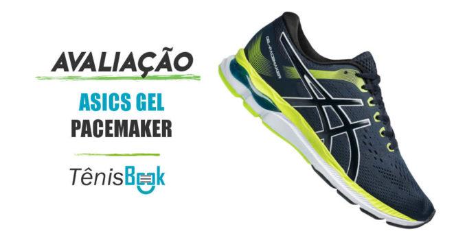 Asics Gel-Pacemaker: Avaliação