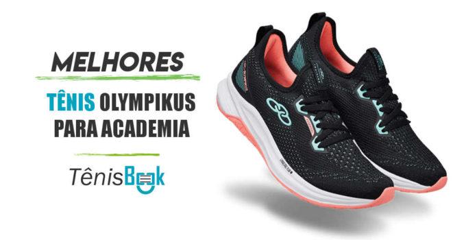 Melhores Tênis Olympikus para Academia e Crossfit