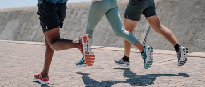 sobre a On Running