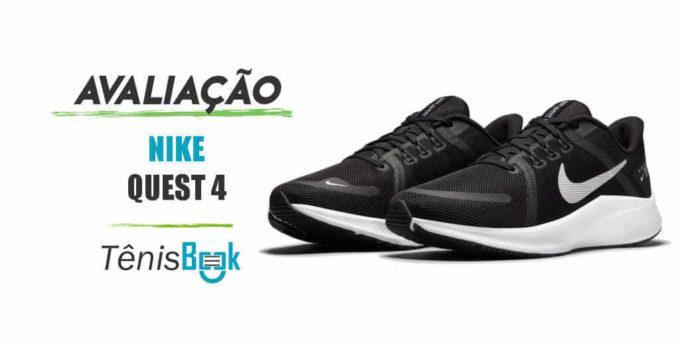 Nike Quest 4: Avaliação