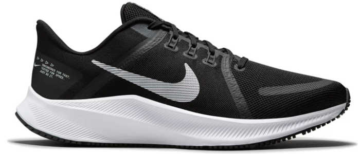 tênis Nike Quest 4 Preto masculino