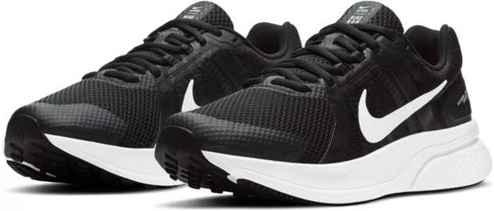 Nike Run Swift 2 masculino preto e branco